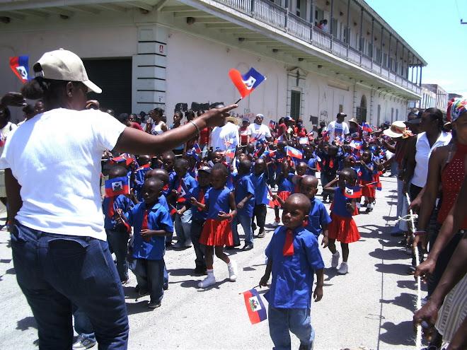 L'avenir des enfants d'#Haiti : La raison de notre lutte !