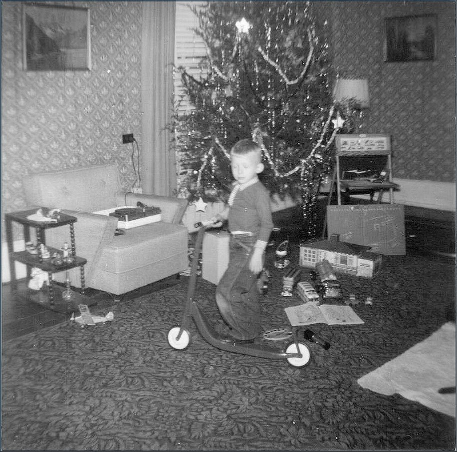 Braxton And Yancey Mid Century Time Machine Christmas In America