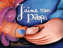 J&#39;aime mon papa