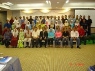 Kumpulan Kedua. 29-31 Sept 2008. Hotel Hydro Majestic, Pulau Pinang
