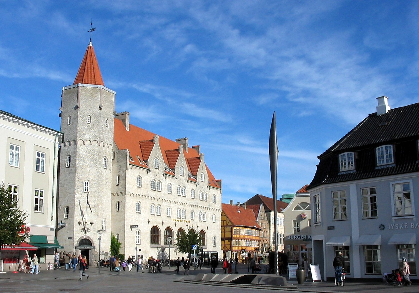 Aalborg Denmark  city pictures gallery : Architect in Aalborg in Denmark developer
