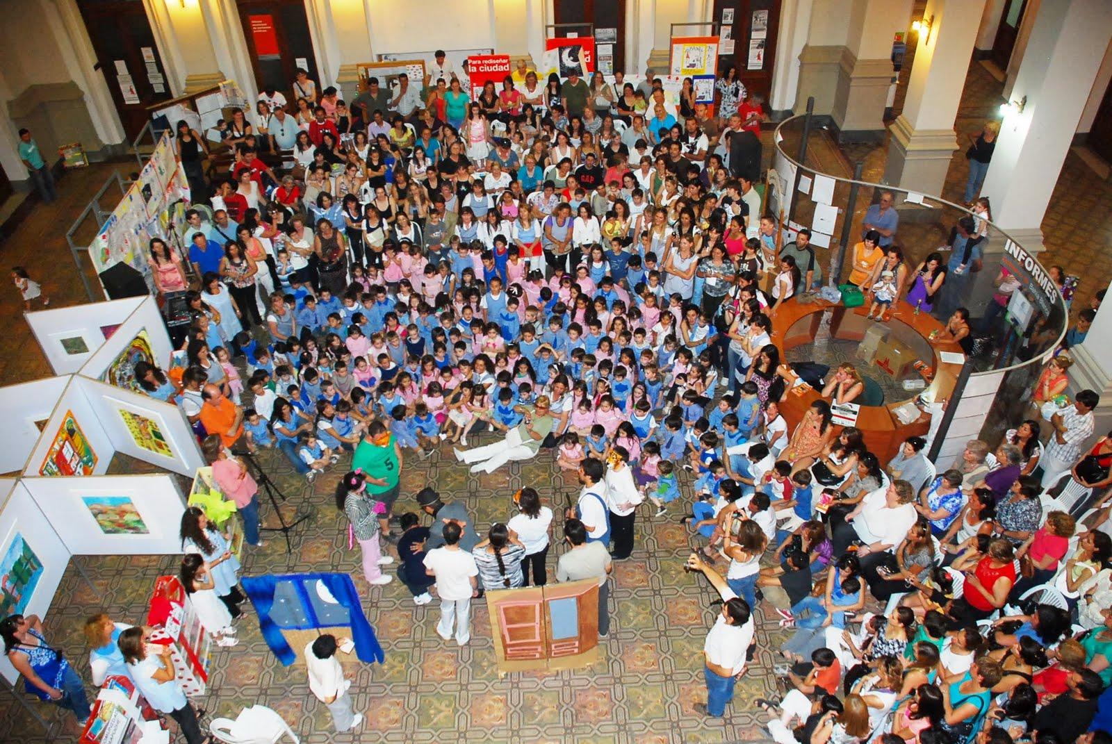 Bajitos solidarios bah a blanca gesti n municipal for Jardin 901 bahia blanca