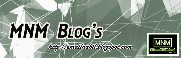 MNM's Blog