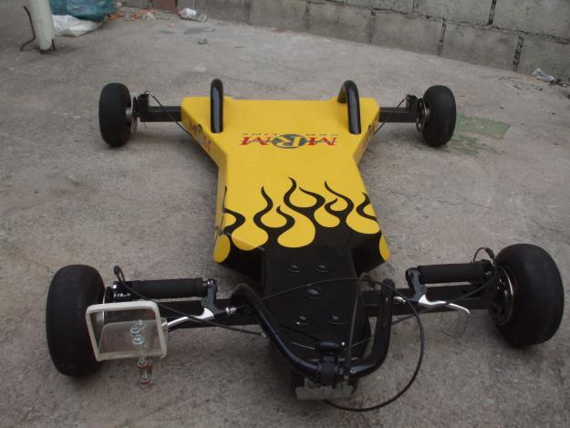 Excepcional Como Fazer Carrinho De Rolimã Com Volante MK51