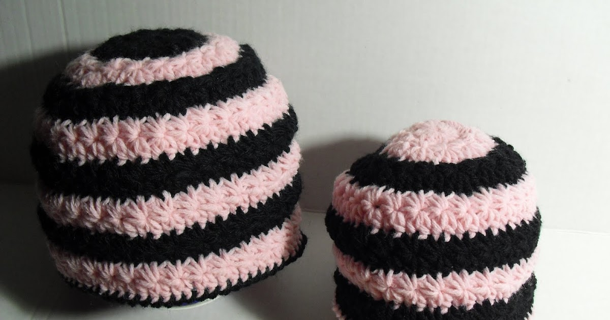 Crochet Star Stitch Hat Free Pattern : Krafting with Kathi Kraftyzales: Learn to Crochet Star ...