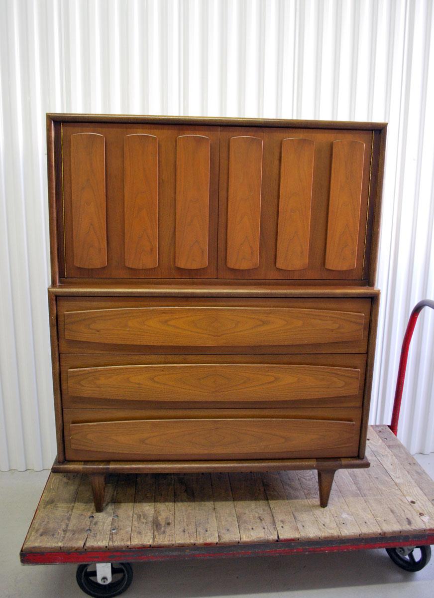 junk2funk mid century american of martinsville bedroom set