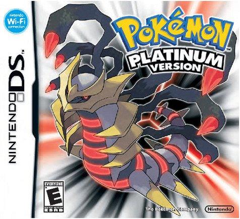 Informacion de Pokemon Platino