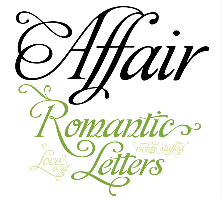 marta writes: fonts to fancy
