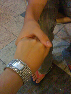 the bonding :)