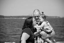 Lynsie, John, & Miss Emme Lou