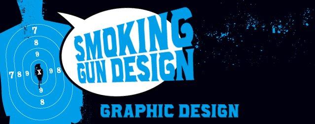 Smoking Gun - Graphic Design of Robert Mars