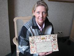 Jeanette Foreland from Denmark