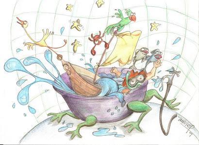 ilustración: LA BAÑERA
