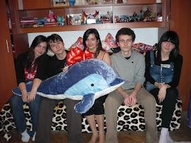 Cu delfinul
