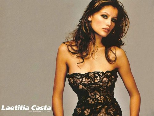 laetitia casta hot hairs. Laetitia Casta