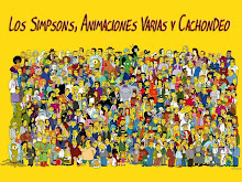 Videos de Simpsons, Animaciones y Cachondeo
