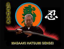 Blog dedicado a Hatsumi Sensei Soke de la Bujinkan