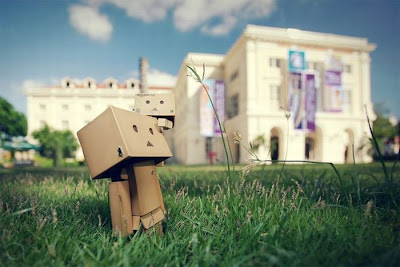 Life Of Danbo Seen On www.coolpicturegallery.net