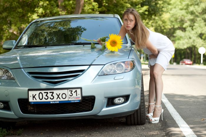 Hot Russian Babes And Cars Yoga Pants - Cool cars for teens