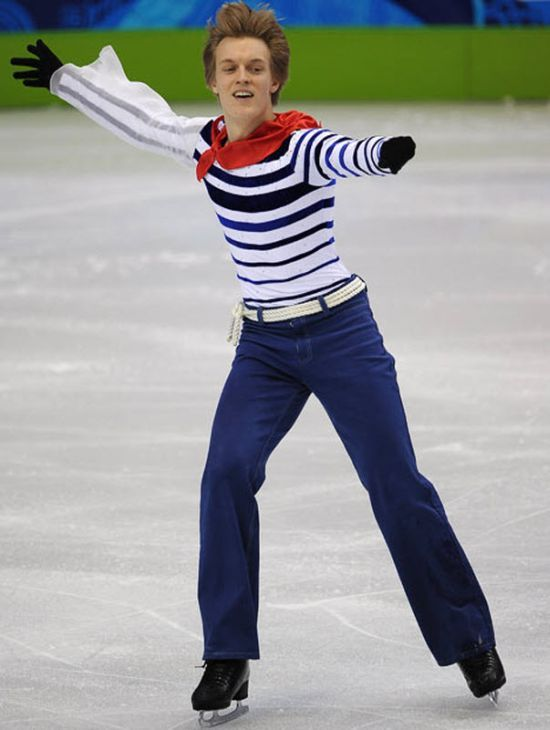 Olympic Fashion 2010