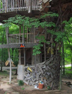 Biggest Treehouse In The World 2013 biggest treehouse in the world 2013