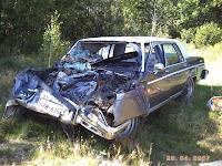 Smashed 1981 Buick