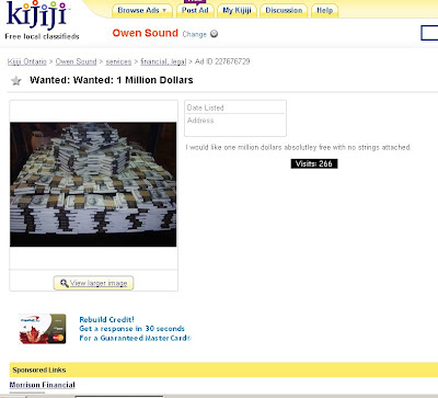 kijiji money