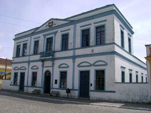 SÃO FRANCISCO DO SUL (SC) - MUSEU HISTÓRICO
