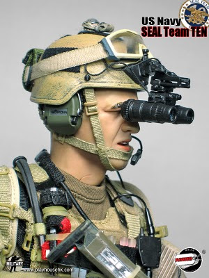seal team 6. 2011 Seal Team 6 Kills Osama