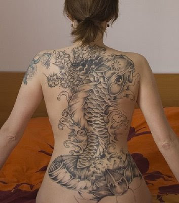 Tattoo Sexy Full Body Girls Tattoo Asian Arts