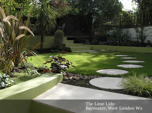 Home design modern landscapes design exterior for Contemporary garden design ideas