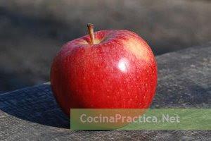 Recetas de postres fáciles y económicos: Manzana para cocinar en Horno.
