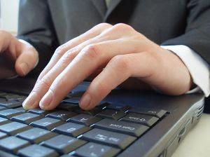 Escribiendo en un blog