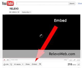 Usuario en la interfaz de YouTube listo para agregar un video