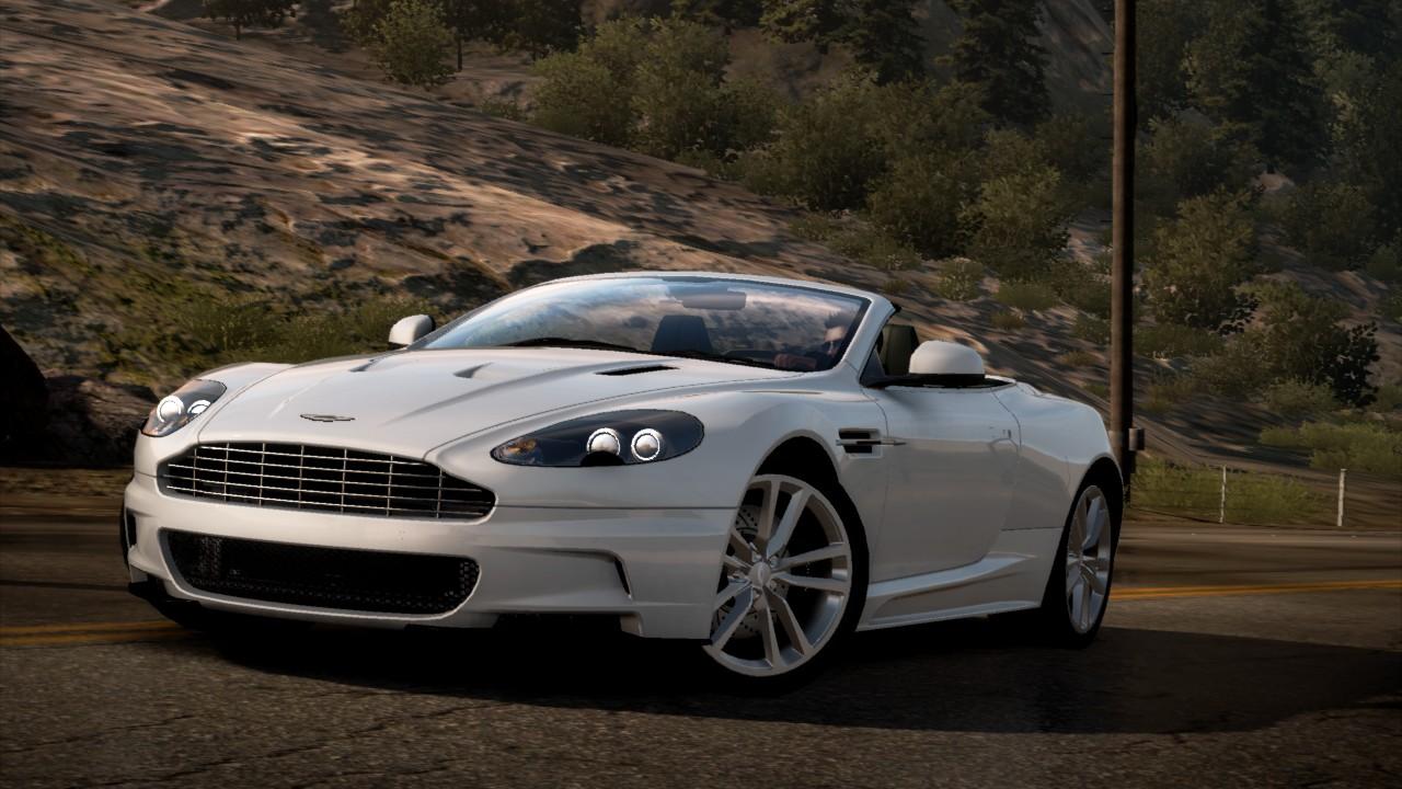 Obi\'s World Wide Web of Cars: NFS Hot Pursuit Car Profiles: Aston ...