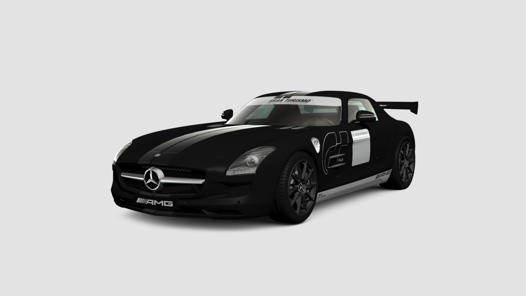 Mercedes Benz Sls Amg Stealth Model. 2011 Mercedes-Benz SLS AMG
