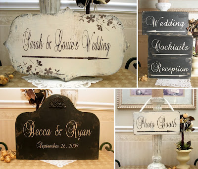 M Elizabeth Weddings Events Cool Finds Signs By Diane