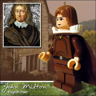 64 Famous people in Lego