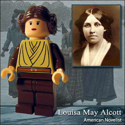 38 Famous people in Lego