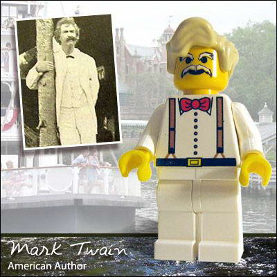 25 Famous people in Lego