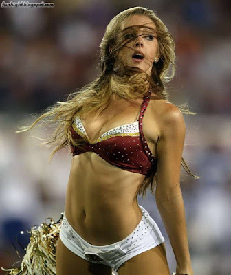 Sexy NFL Cheerleaders