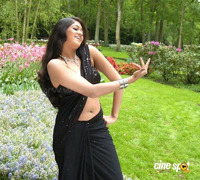Yakshiyum Njanum heroine Meghana Raj Hot Photos, Navel Pictures