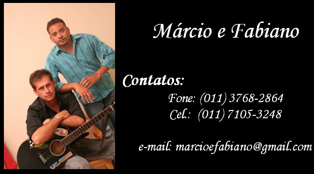 MÁRCIO & FABIANO