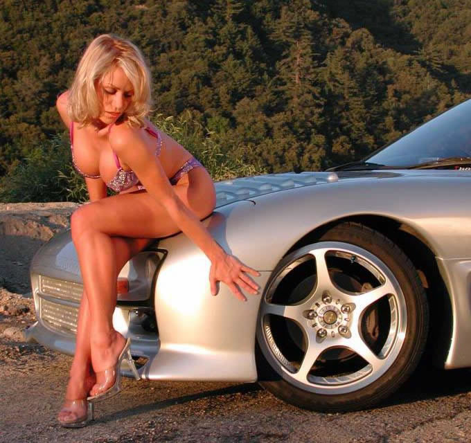 fast cars and girls. Cars show girls part 03