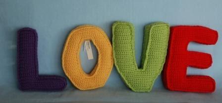 Love Crochet Patterns : bigunki, amigurumis y ganchillo: LOVE - CROCHET PATTERN