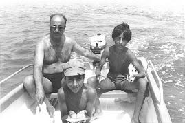 brillante battuta di pesca primi anni 70'