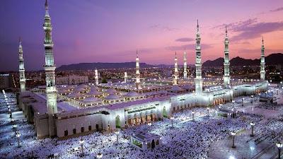 Middle East Travelling Medina