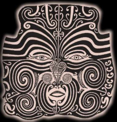 Maori Tattoo Designs that have a lot of detail can be a bit complex,