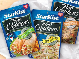 Image Starkist Tuna Creations