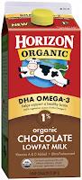 Image Horizon Organic Chocolate Milk